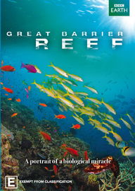 Great Barrier Reef (BBC Earth) on DVD