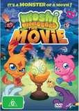 Moshi Monsters The Movie DVD
