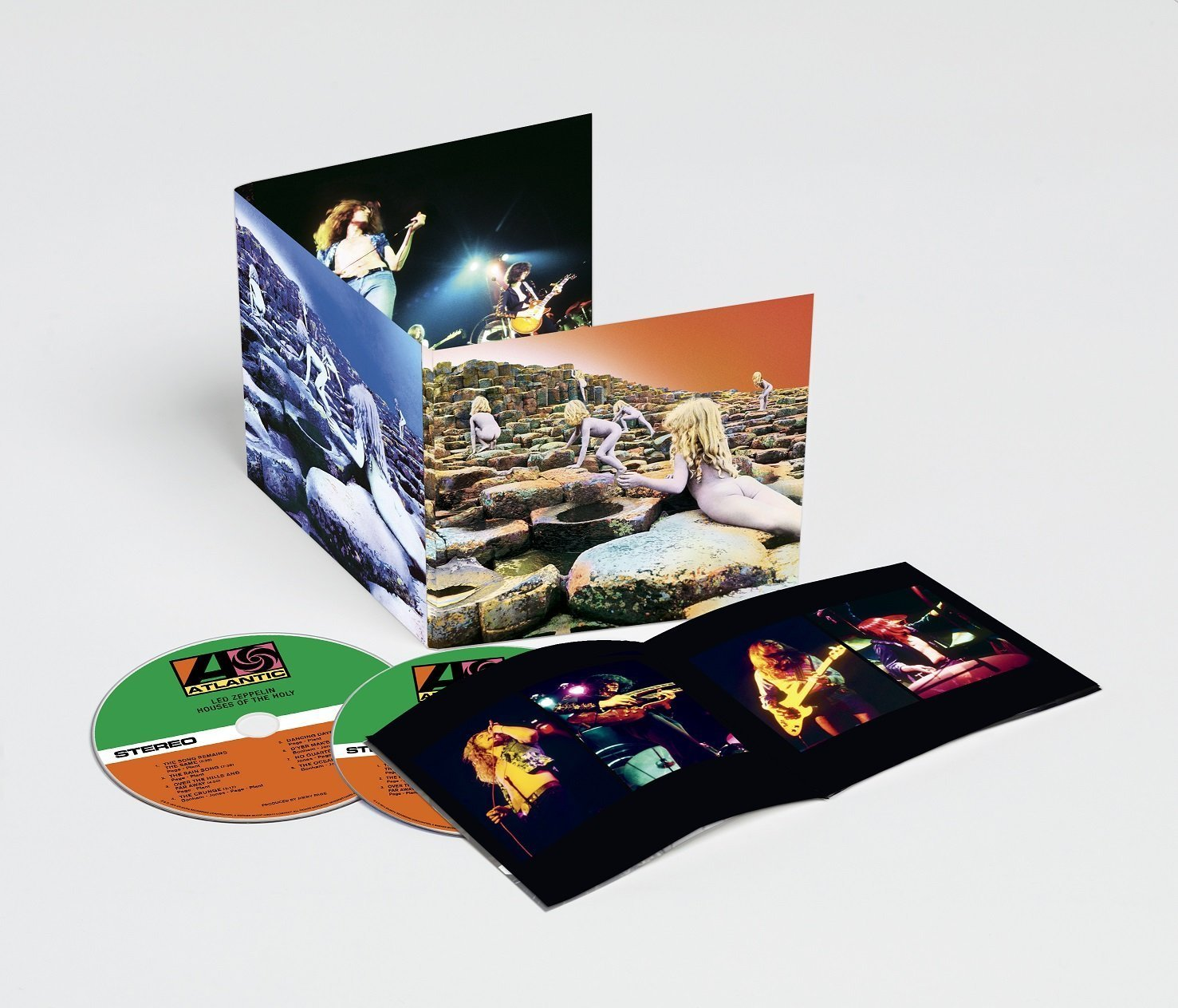 Houses of the Holy (Deluxe Remastered Edition) by Led Zeppelin image