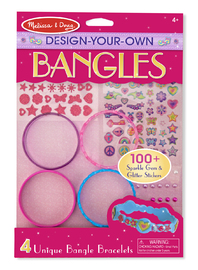 Melissa & Doug: Design Your Own Bangles