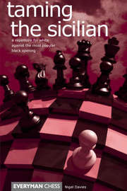 Taming the Sicilian by Nigel Davies