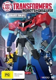 Transformers: Robots In Disguise DVD