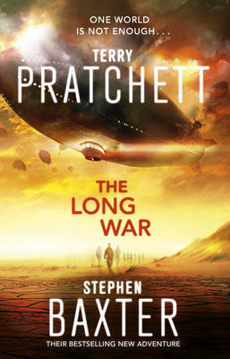 The Long War (Long Earth #2) (UK Ed.) by Terry Pratchett image