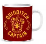 Harry Potter - Quidditch Captain Boxed Mug