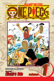 One Piece, Vol. 1: Romance Dawn by Eiichiro Oda