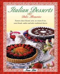 Italian Desserts by Irene Doti
