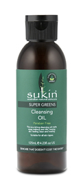 Sukin Super Greens Cleansing Oil (125ml)