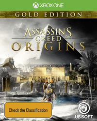 Assassin's Creed Origins Gold Edition for Xbox One
