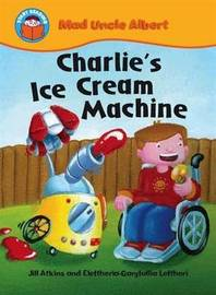 Charlie's Ice Cream Machine by Jill Atkins image