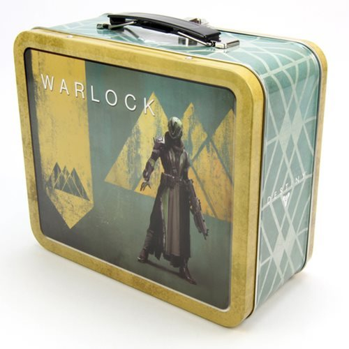 Destiny: Guardian Warlock - Tin Tote Lunch Box image