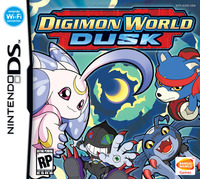 Digimon World: Dusk for Nintendo DS image