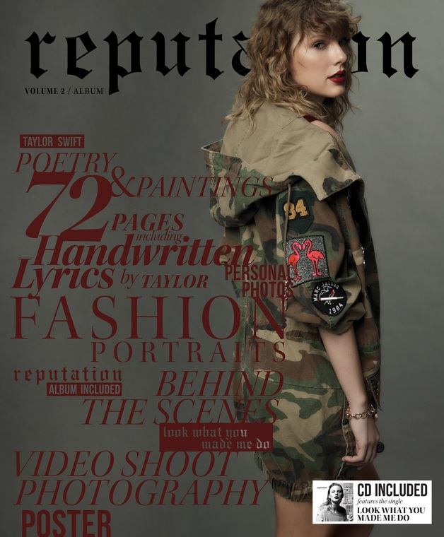 Reputation - Deluxe Edition Vol.2 by Taylor Swift