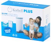 Korbell Plus: Nappy Bin Refill