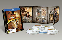 Indiana Jones - The Complete Adventures on Blu-ray image