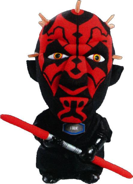 "Star Wars - Darth Maul 9"" Talking Plush"