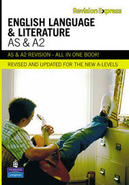 Revision Express AS and A2 English Language and Literature by Alan Gardiner image