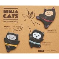 Silly Scenes - Ninja Cats