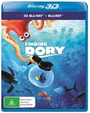 Finding Dory on Blu-ray, 3D Blu-ray