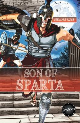 Son of Sparta by Stewart Ross image
