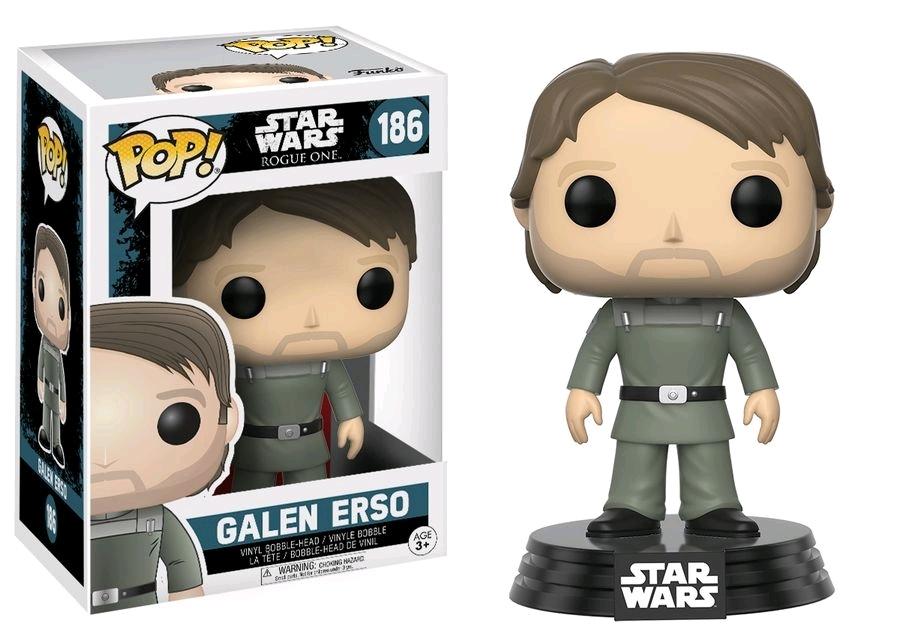 Star Wars: Rogue One - Galen Erso Pop! Vinyl Figure image