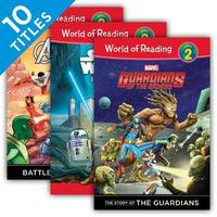 World of Reading Level 2 Set 2 by Tomas Palacios