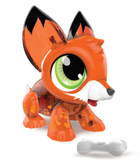 Build-a-Bot: Robotic Pet - Fox image