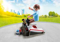 Playmobil: Special Plus - Skateboarder with Ramp (9094) image