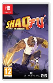Shaq Fu: A Legend Reborn for Nintendo Switch