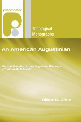 An American Augustinian by Oliver D. Crisp image