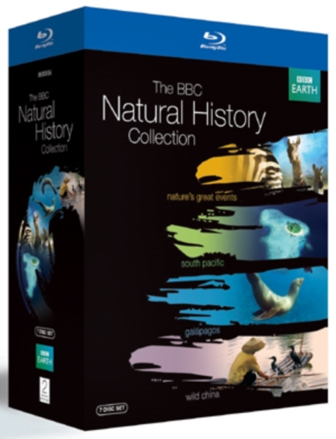 BBC Natural History Collection on DVD