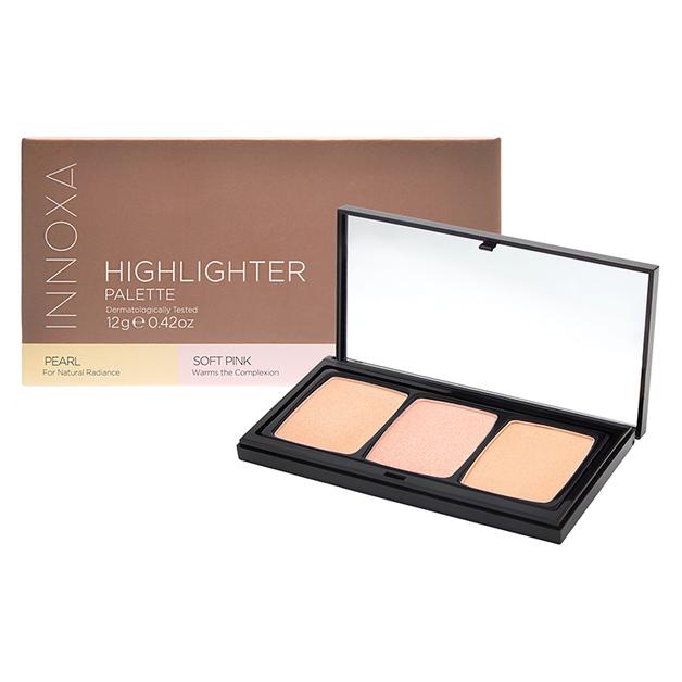 Innoxa Highlighter Palette
