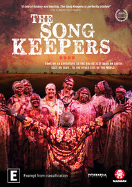 The Song Keepers on DVD