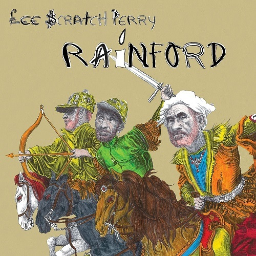 """Rainford by Lee """"Scratch"""" Perry"""
