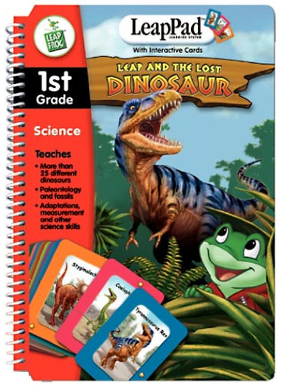 LeapPad Leap and the Lost Dinosaur image