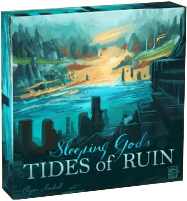 Sleeping Gods: Tides of Ruin - Game Expansion