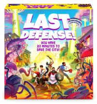 Last Defense - Board Game