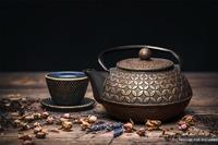 Ovela: Cast Iron Teapot 700mL - Dynasty