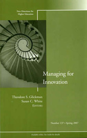 Managing for Innovation image