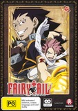 Fairy Tail - Collection 2 on DVD