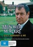 Midsomer Murders: D.C.I. Barnaby & Me (3 Disc Set) on DVD