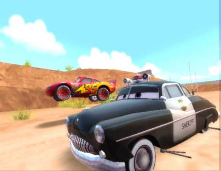 Cars for PlayStation 2 image