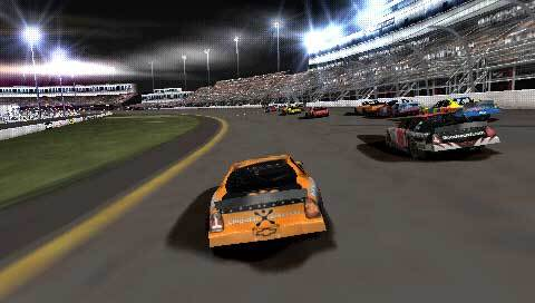 NASCAR 07: Chase For The Cup for PSP image