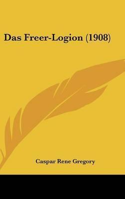 Das Freer-Logion (1908) by Caspar Rene Gregory