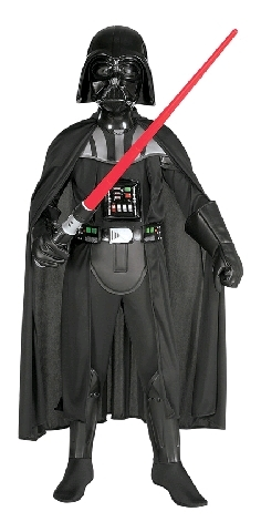 Star Wars Darth Vader Deluxe Costume (Small)