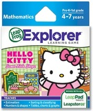 LeapFrog Explorer Game Cartridge - Hello Kitty: Sweet Little Shops