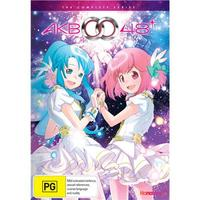 Akb0048 - The Complete Series on DVD