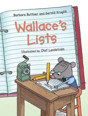 Wallace's Lists by Barbara Bottner image