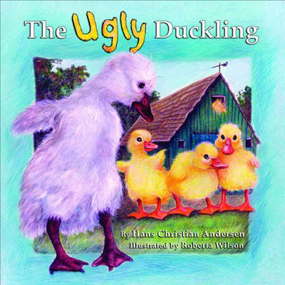 The Ugly Duckling by Hans Christian Andersen image