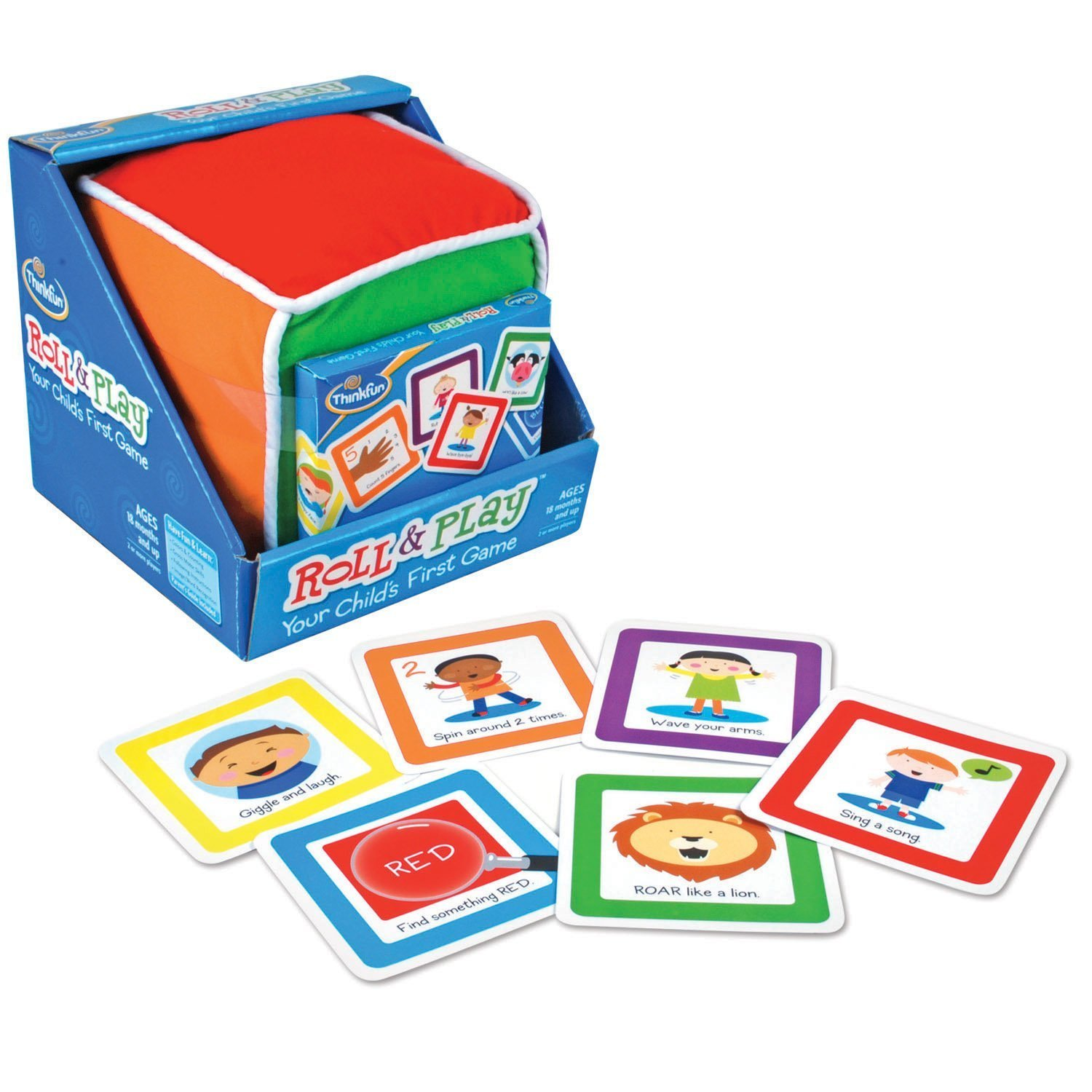 Thinkfun - Roll & Play Game image