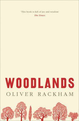 Collins New Naturalist Library Woodlands by Oliver Rackham